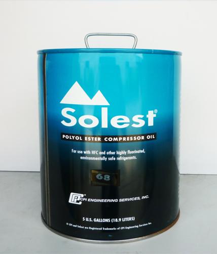 Solest 68多元醇酯环保型冷冻油/华莱